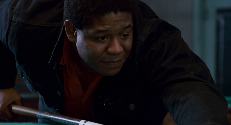 Forest Whitaker in The Color of Money