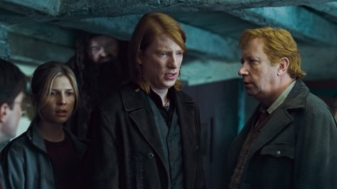 Domhnall Gleeson in Harry Potter and the Deathly Hallows Pt. 2