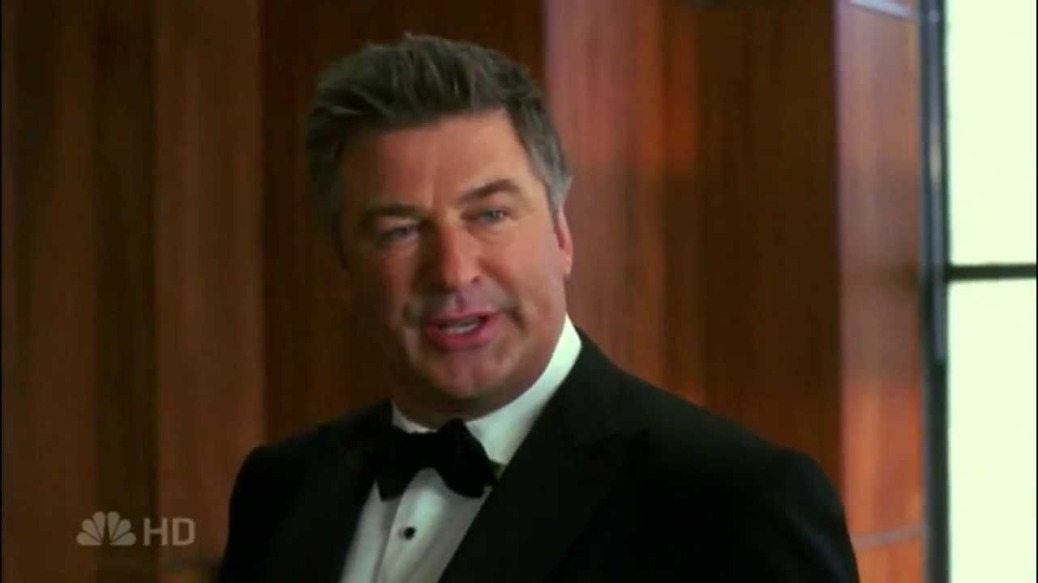 Alec Baldwin in 30 Rock