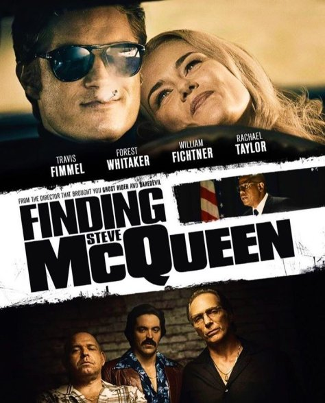 Finding Steve McQueen Poster