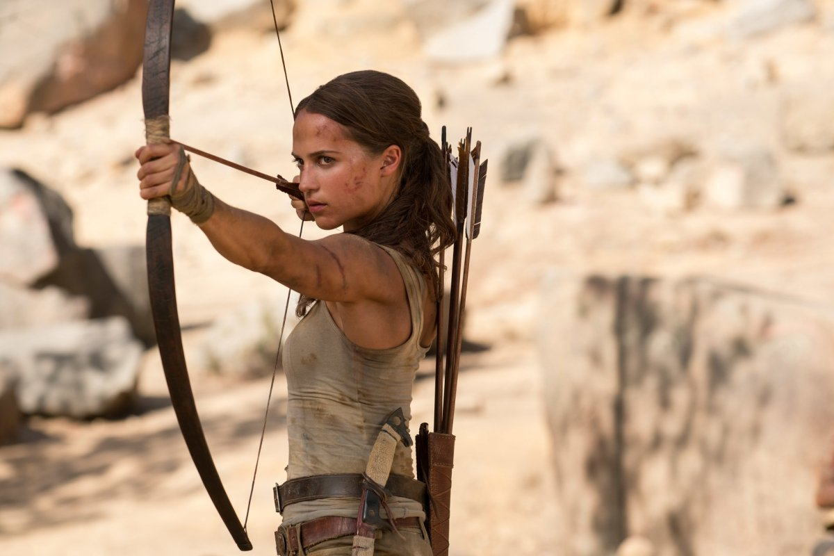 Movie Review: Tomb Raider (2018) *Right Lara; Wrong Movie*