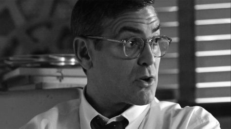 George Clooney in Good Night and Good Luck
