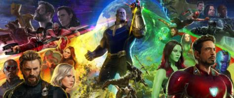 Avengers: Infinity War Poster 2