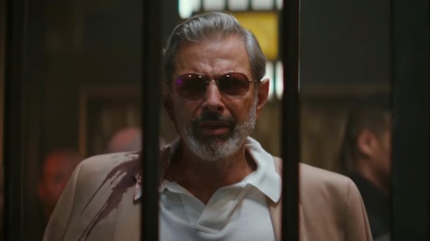 Jeff Goldblum in Hotel Artemis