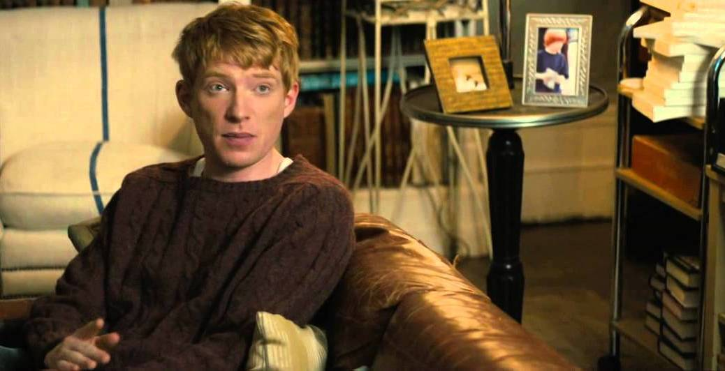 Domhnall Gleeson in About Time