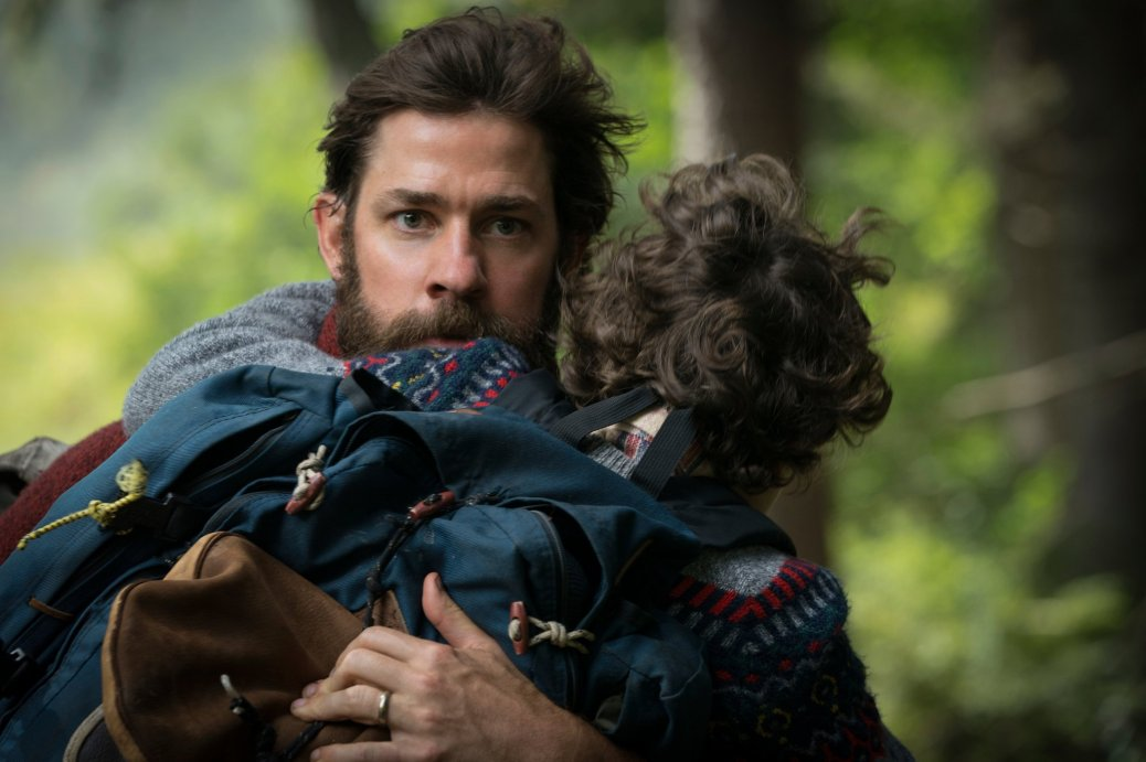 John Krasinski in A Quiet Place