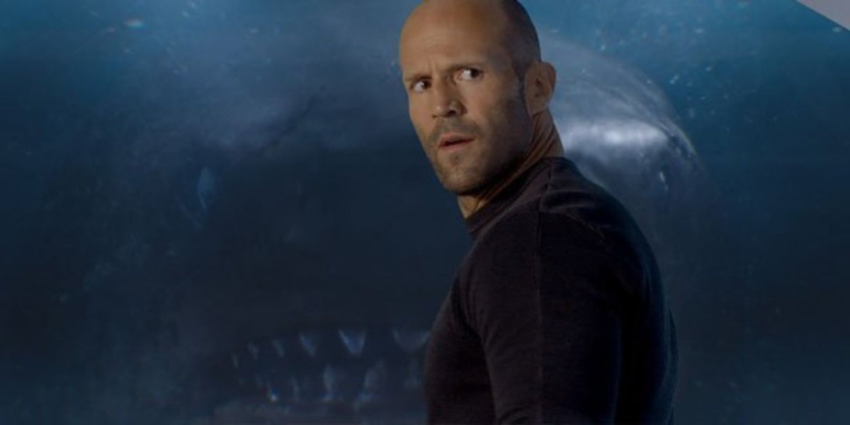 "The Meg Trailer #1 (2018) ""Pleased to Eat You"""
