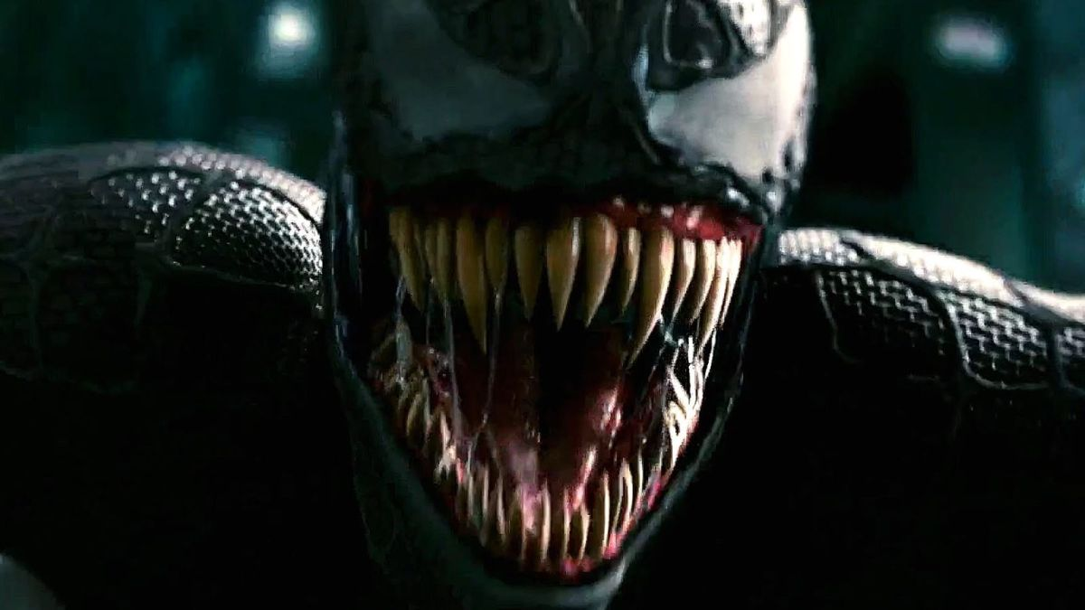 "Venom Trailer #1 (2018) ""WE are Venom!"""