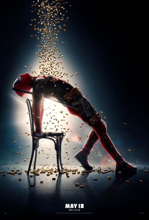 Deadpool 2 Teaser Poster