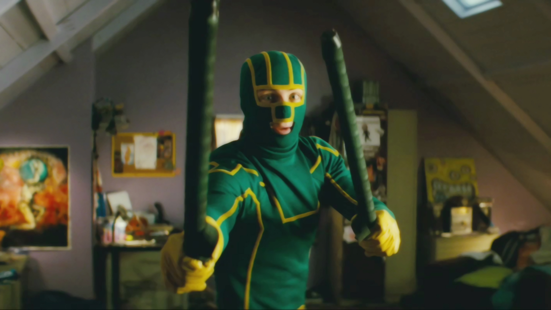 Aaron Taylor Johnson in Kick-Ass