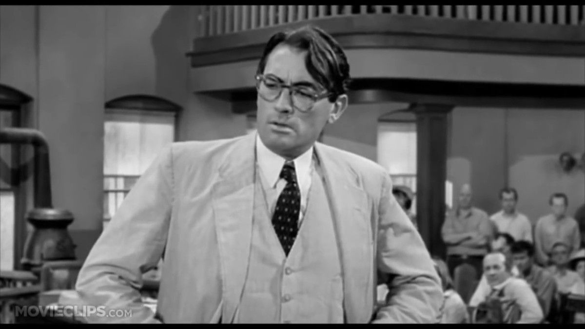 "My Favorite Scene: To Kill a Mockingbird (1962) ""All Men Are Created Equal"""