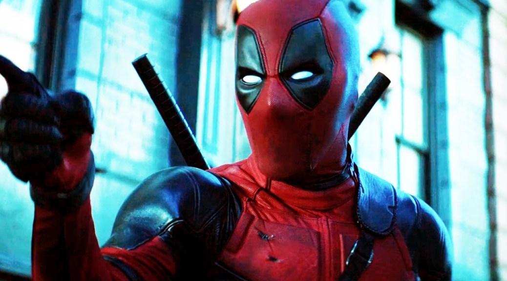 Ryan Reynolds in Deadpool 2
