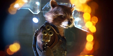 Bradley Cooper in Guardians of the Galaxy Vol. 2