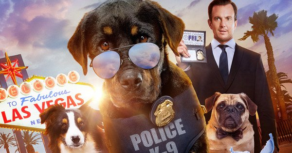 Will Arnett in Show Dogs