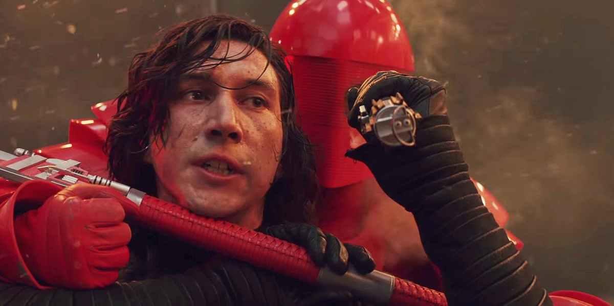 """My Favorite Scene: Star Wars: The Last Jedi (2017) """"Rey & Kylo vs. Snoke's Praetorian Guard"""""""