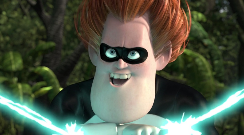 Syndome in The Incredibles