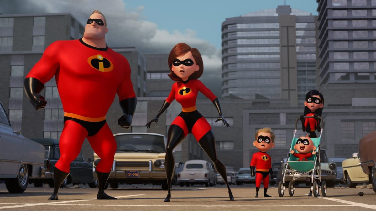 Movie Review: The Incredibles 2 (2018) *Sadly, Far From Incredible*