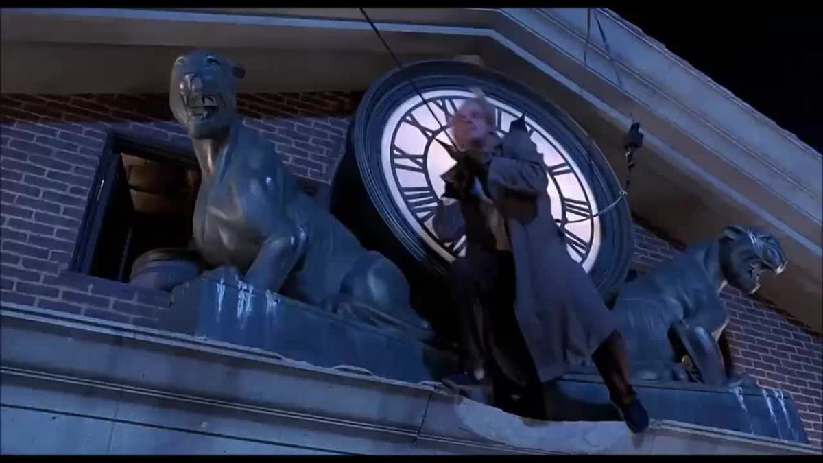 "My Favorite Scene: Back to the Future (1985) ""The Clocktower"""