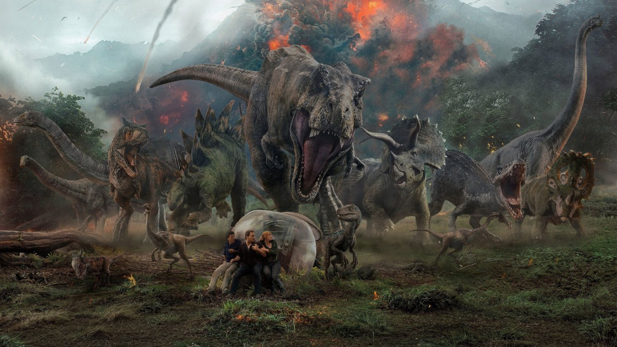 In Theaters This Week (6/22/2018): Jurassic World The Fallen Kingdom