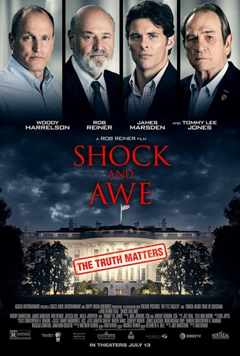 Shock and Awe Poster