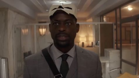 Sterling K. Brown in Hotel Artemis