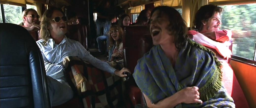 Billy Crudup in Amadeus