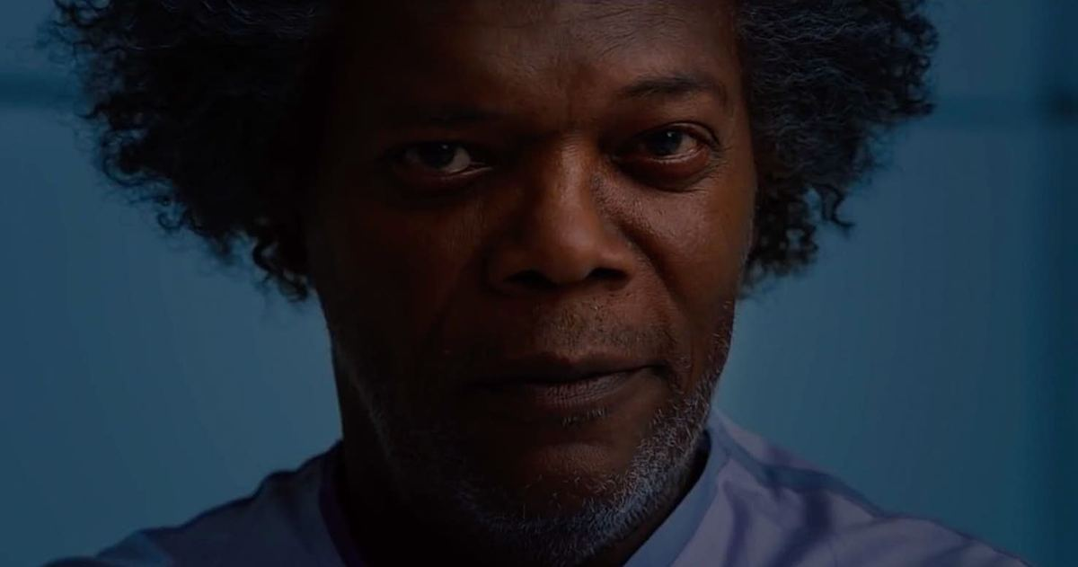 "Glass Trailer #1 (2019) ""First Name - Mister, Last Name - Glass"""