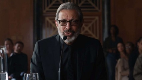 Jeff Goldblum in Jurassic World: Fallen Kingdom