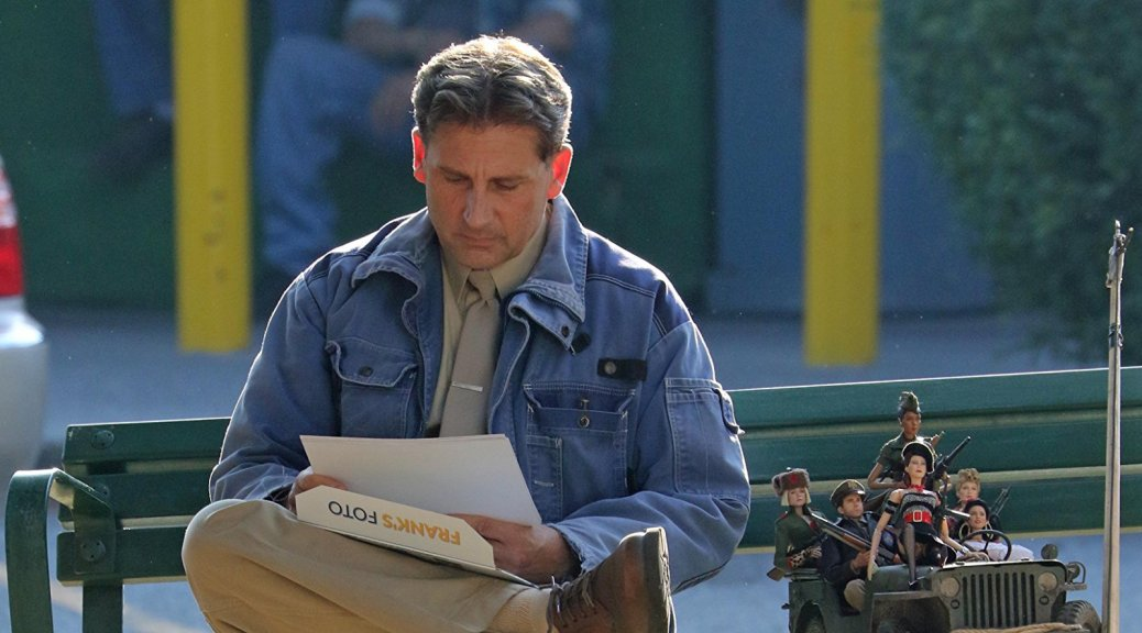 Steve Carell in Welcome to Marwen