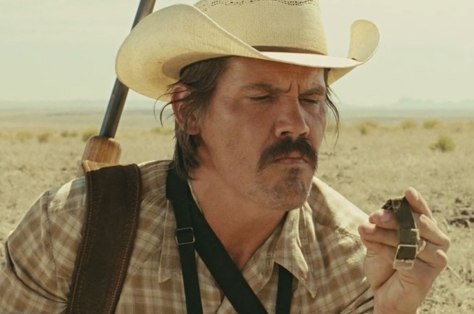 Josh Brolin in No Country in Old Men