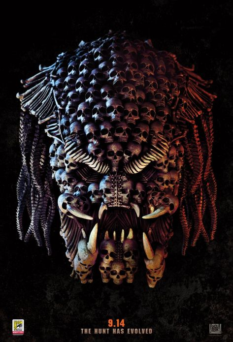 The Predator SDCC 2018 Poster