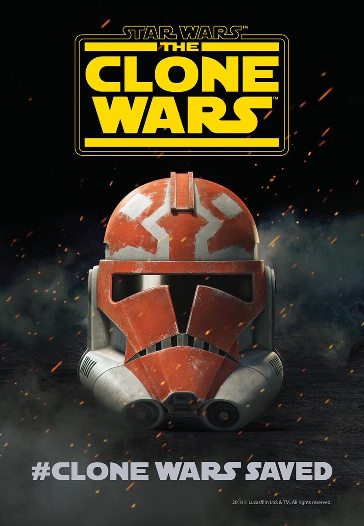 Star Wars: Clone Wars SDCC 2018
