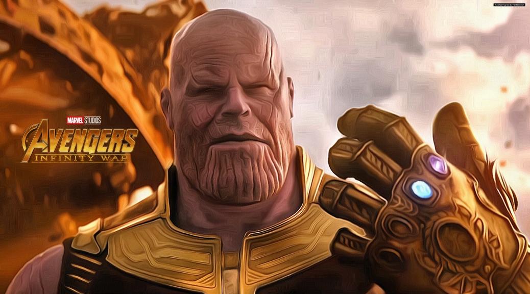 Josh Brolin in Avengers: Infinity War