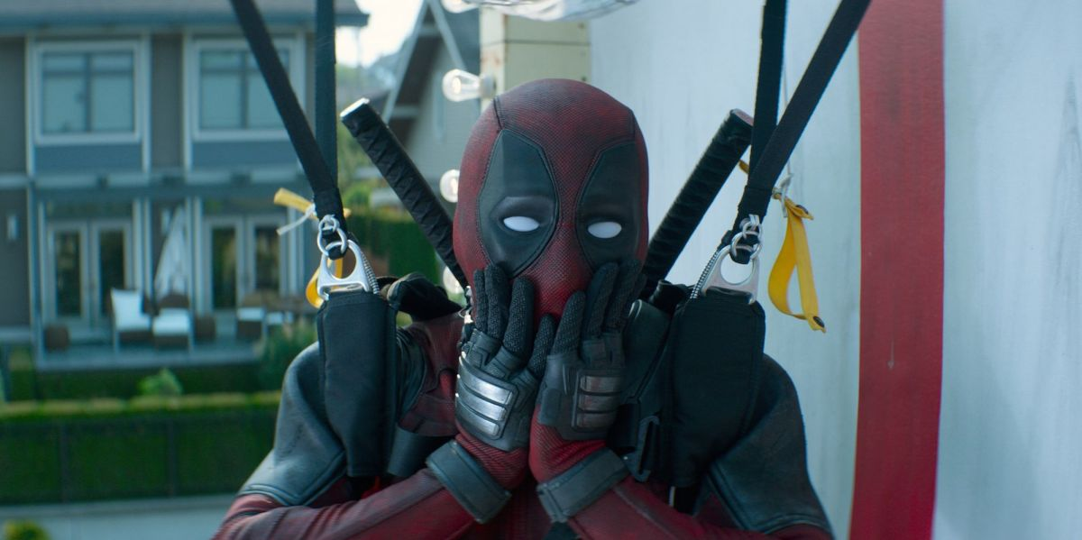 "My Favorite Scene: Deadpool 2 (2018) ""Deploy X-Force!"""